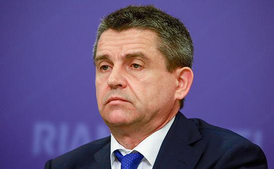Официальный представитель Следственного комитета России, генерал-майор юстиции Владимир Маркин