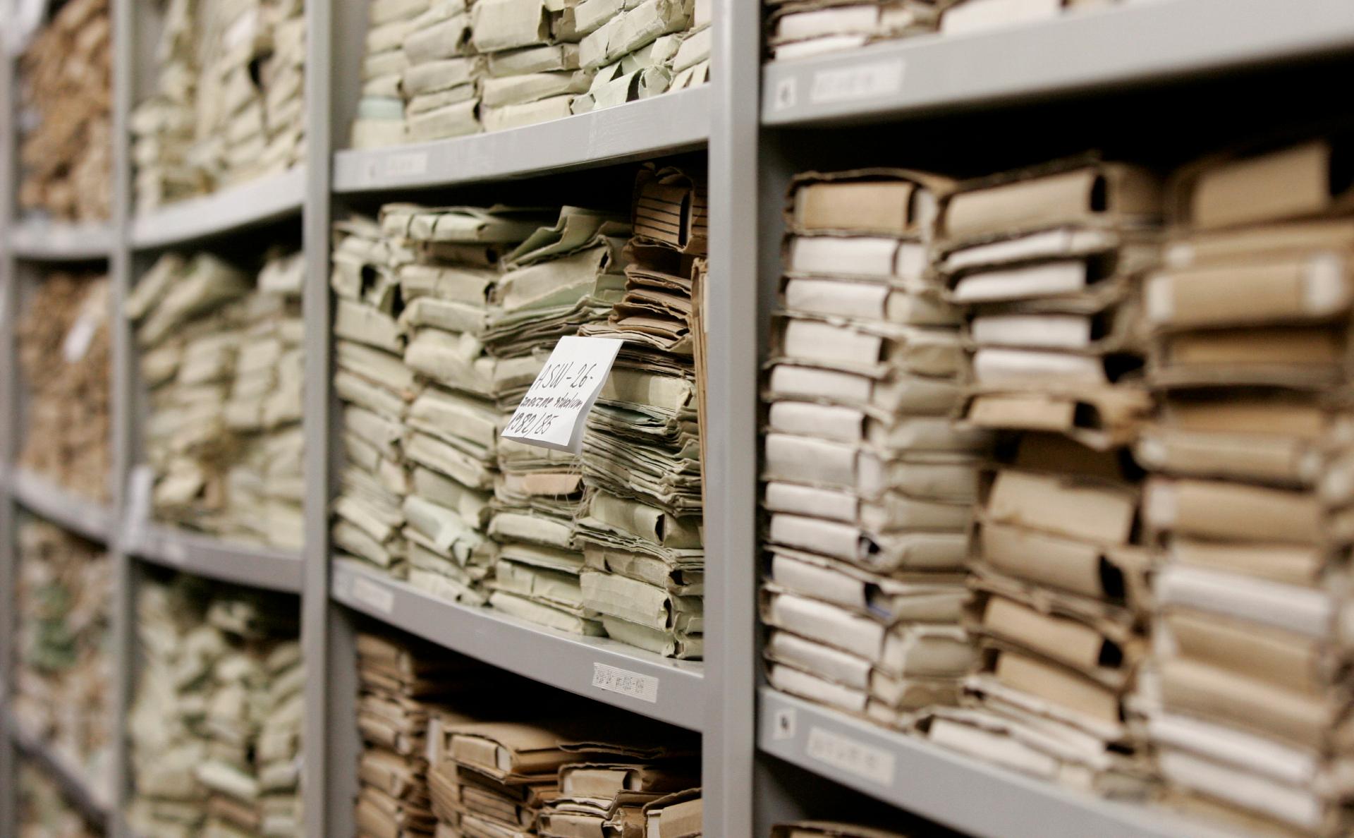 Архив Института национальной памяти Польши