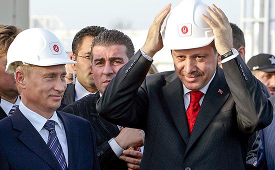 турецкая строительная компания в санкт-петербурге