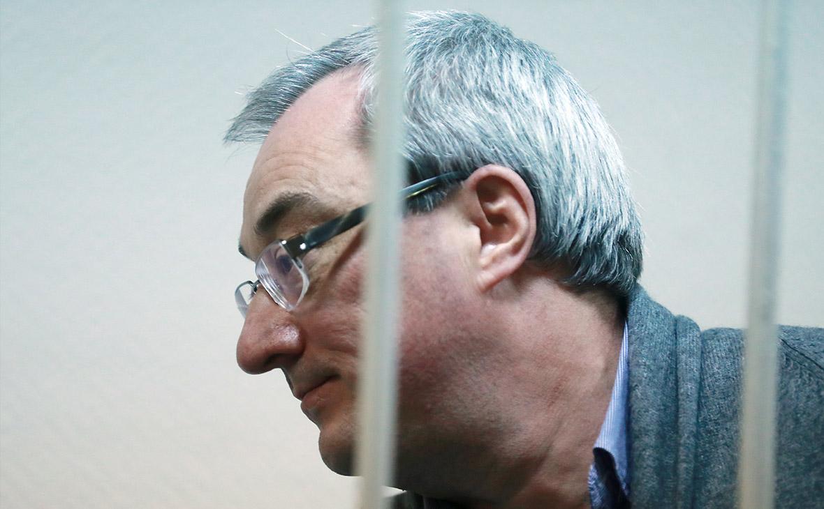 Гособвинитель рассказал об истории создания ОПГ с участием экс-глав Коми