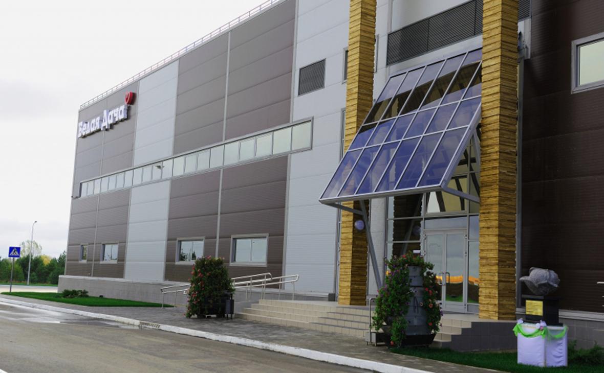 Завод группы компаний «Белая Дача» в Липецке