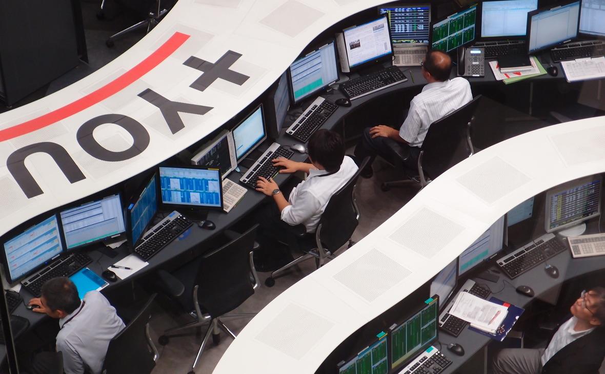 Фондовая биржа Токио