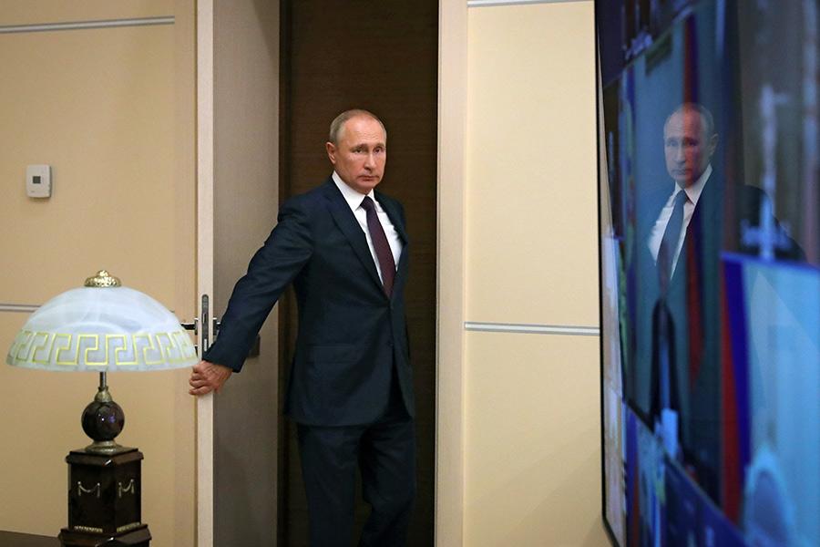 Фото:Михаил Климентьев / Reuters