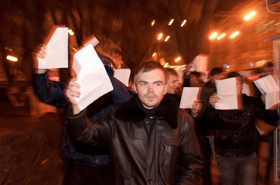 Фото: Фото с личной страницы Владислава Рязанцева в социальной сети Facebook.com