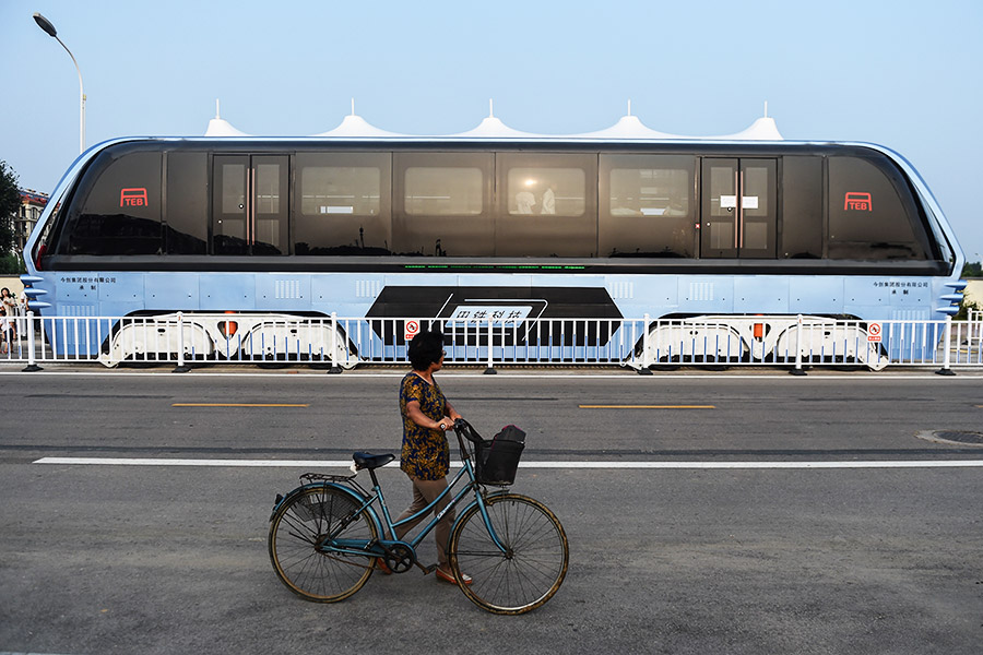 Фото:Luo Xiaoguang / Xinhua / AP