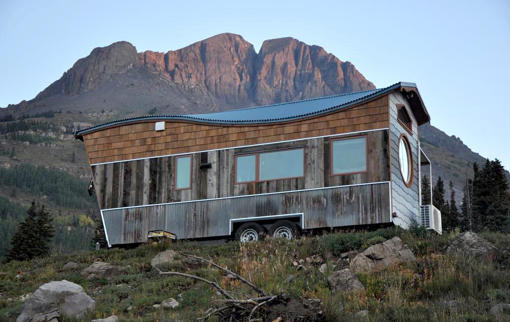 Фото:rockymountaintinyhouses.com