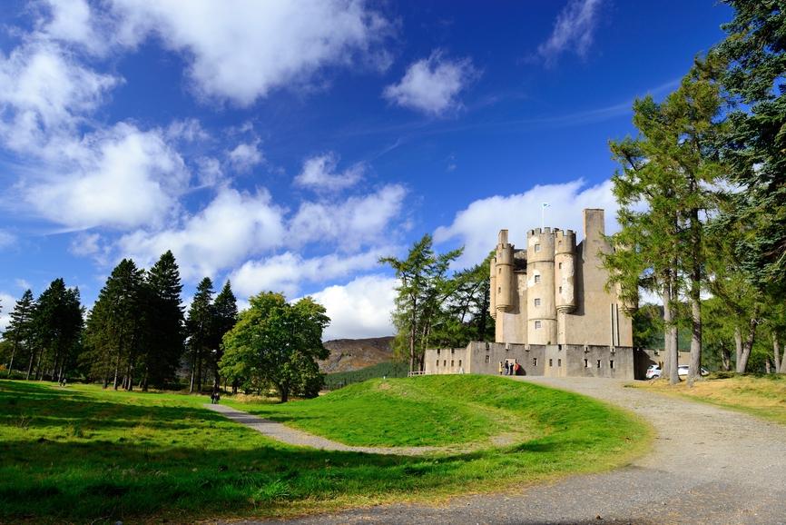 Замок Бремар