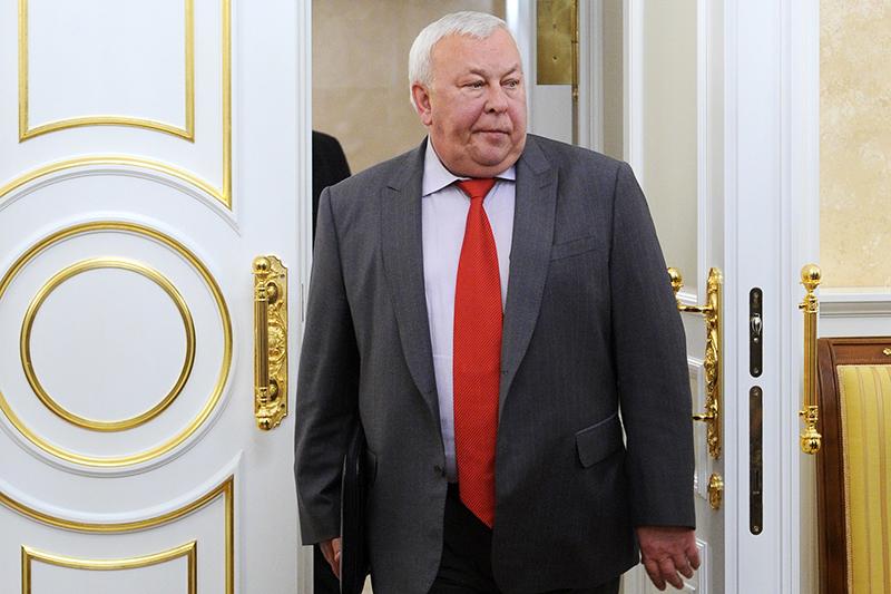 Отправленный вотставку директор ФСО Евгений Муров