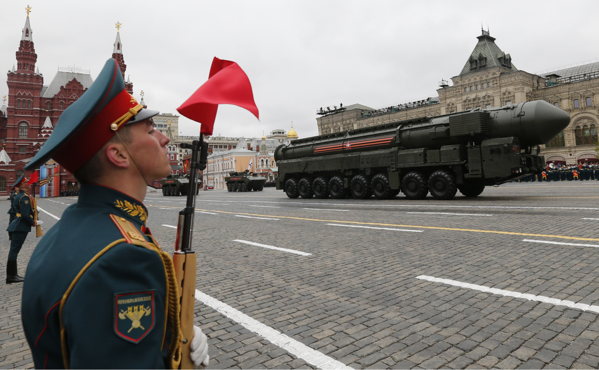Фото: Yuri Kochetkov / Reuters