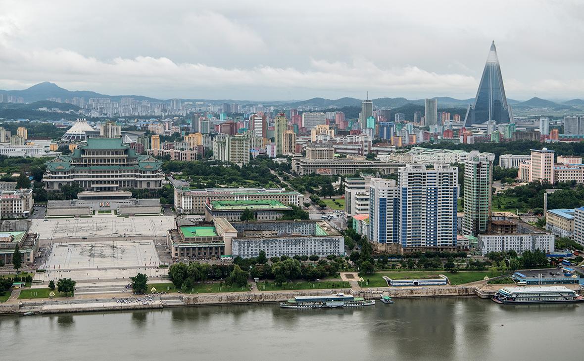 Вид Пхеньяна