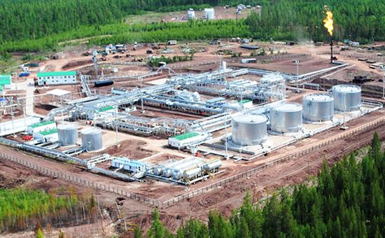 Установки подготовки нефти Иркутской нефтяной компании