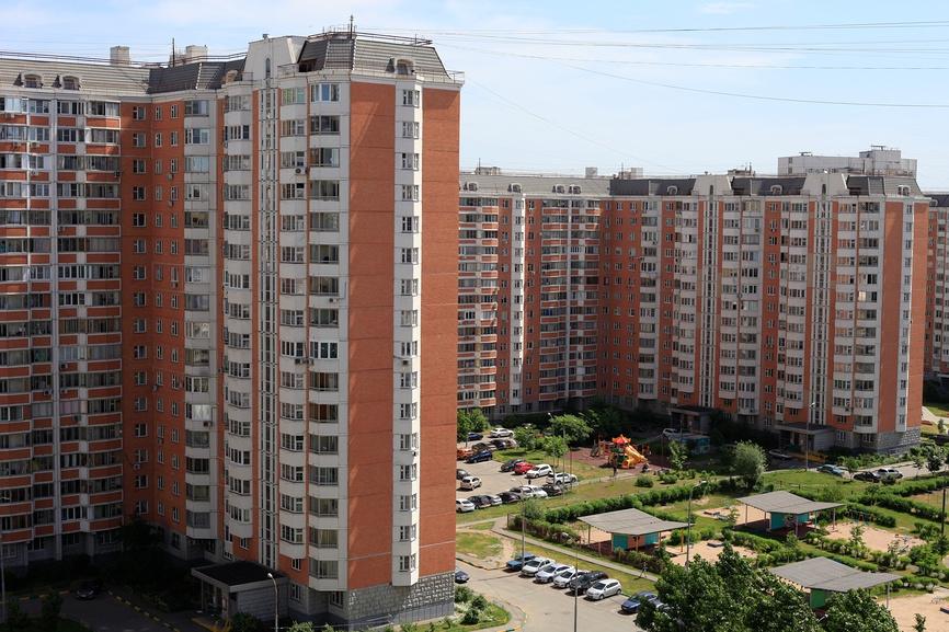 Москва начала активно застраиваться домами серии П-44Т с 1997 года