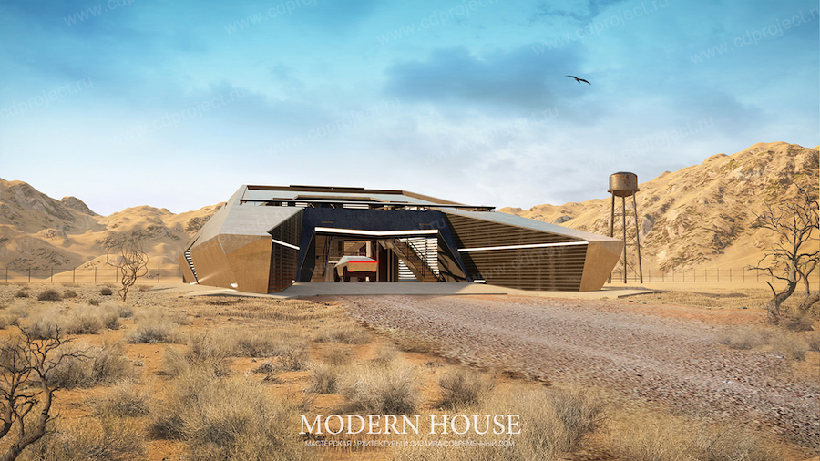 Фото:Modern House