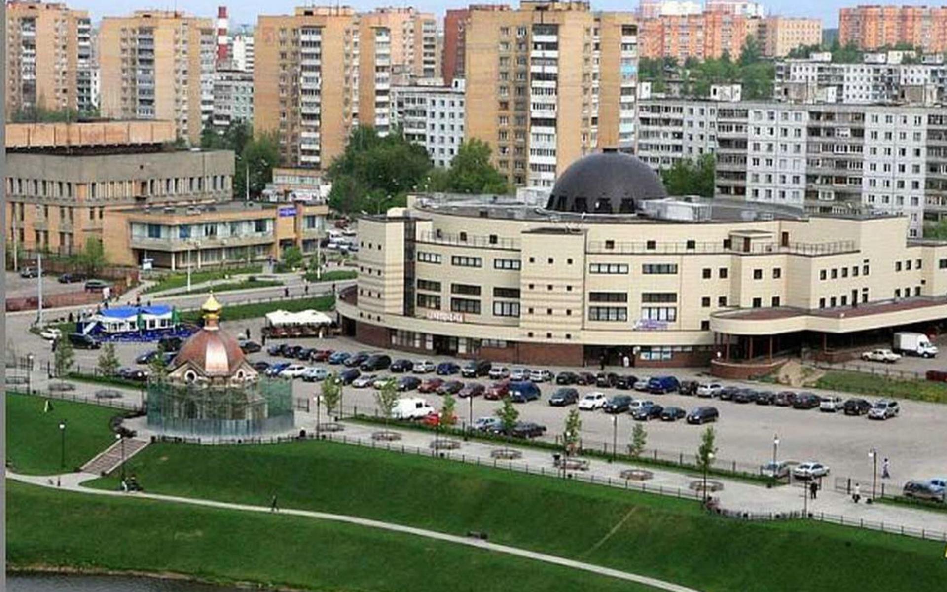 Дома в Щелково