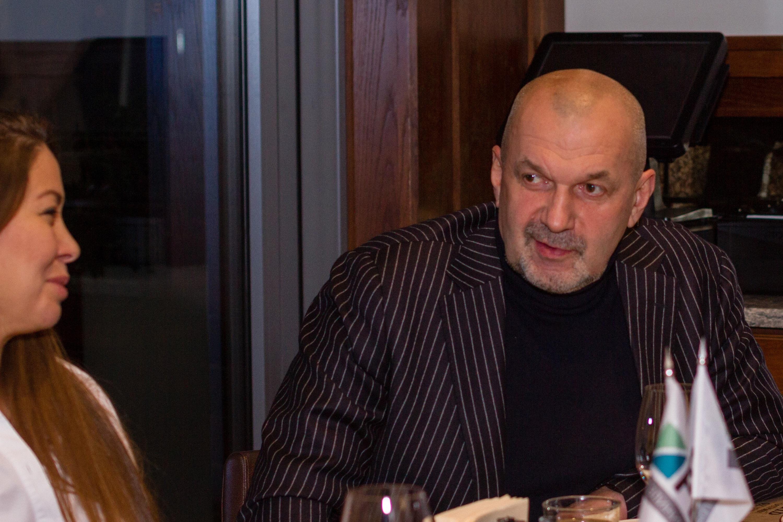 Фото:Геннадий Демахин, генеральный директор отеля «Меркюр»