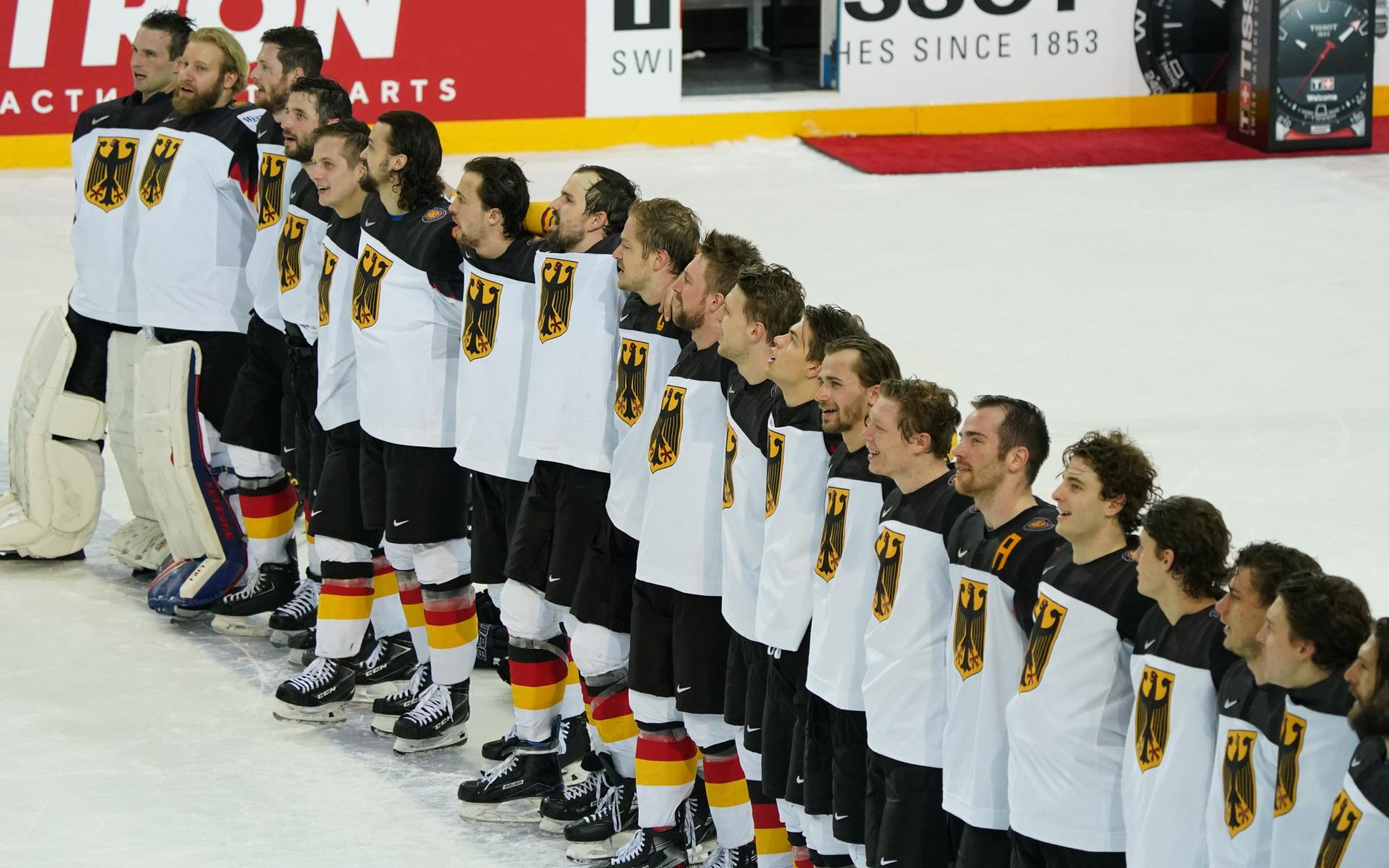 Фото: Игроки сборной Германии (Global Look Press)