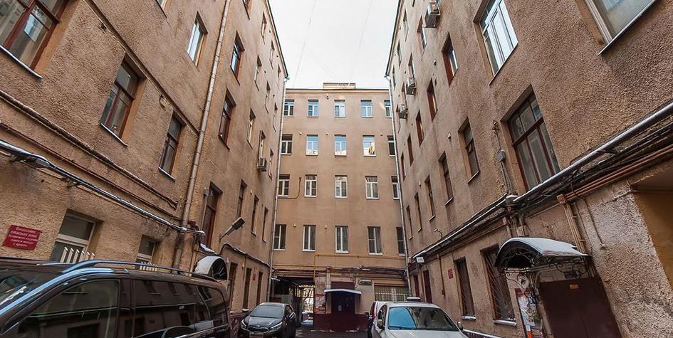Самая дешевая квартира на Тверской — в доме 27, стр. 1