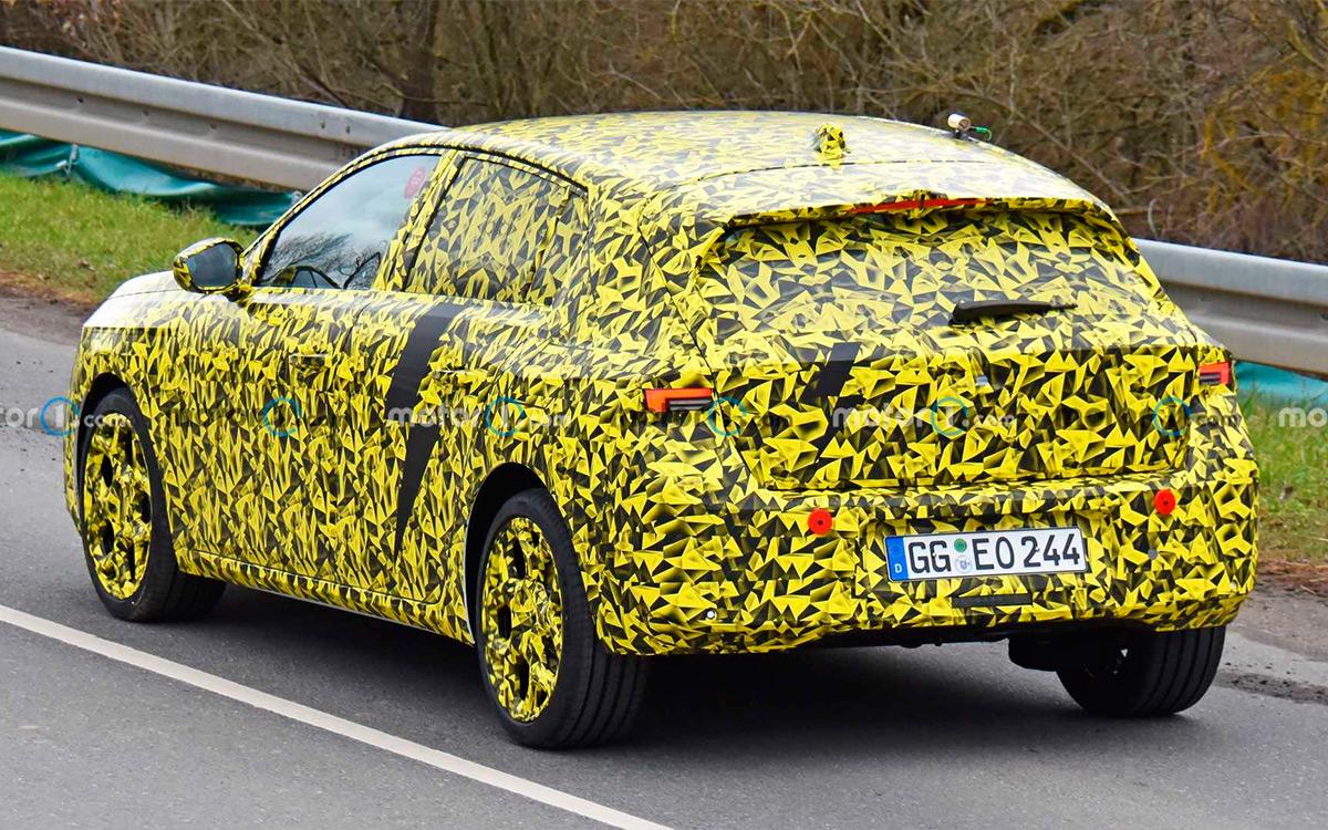 <p>Opel Astra L</p>