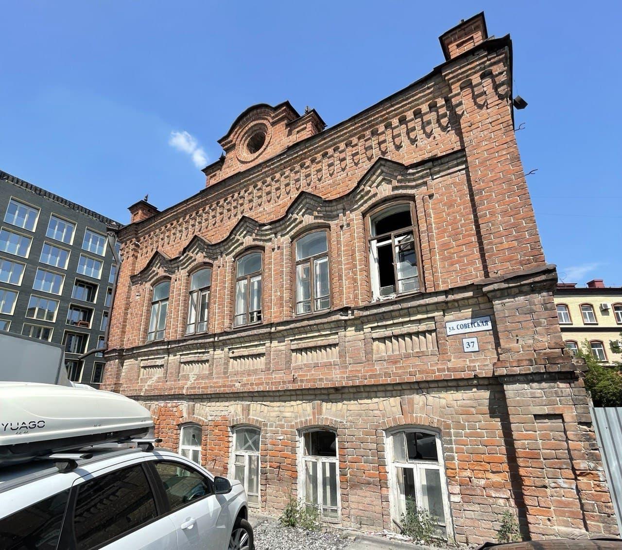 Тюменцам предложили поделиться идеями о том, как использовать старое здание