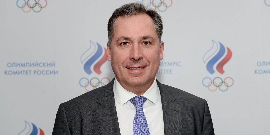 Президент Олимпийского комитета России (ОКР) Станислав Поздняков