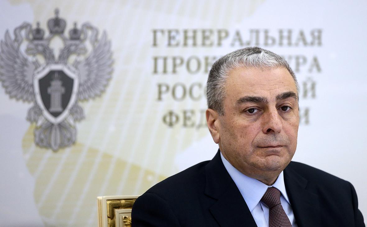 Саак Карапетян