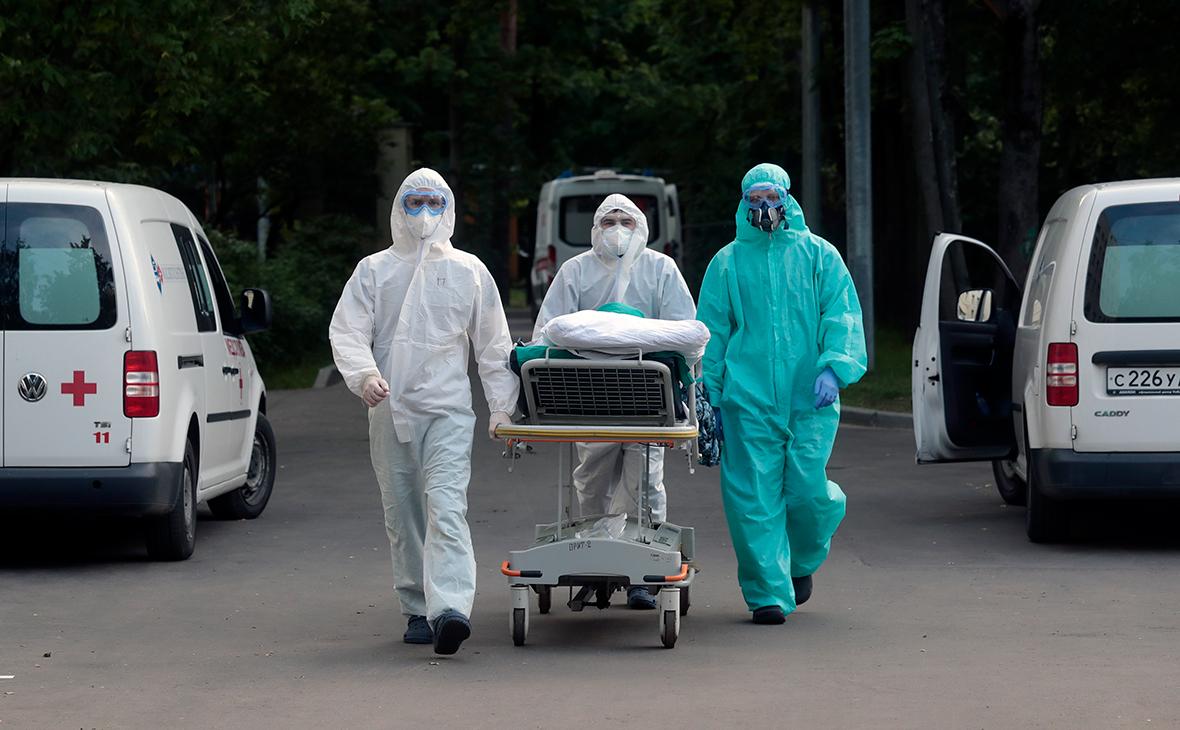 Фото: Сергей Чириков / EPA / ТАСС