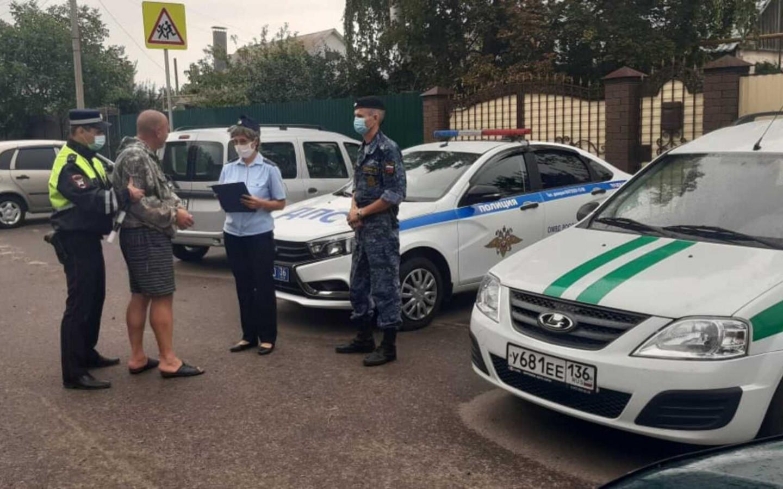 Сотрудники ГИБДД и ФССП работают совместно и выявляют злостных неплательщиков штрафов