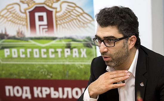 Владелец основныхактивовгруппы «Росгосстрах»Данил Хачатуров