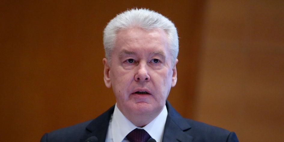 Сергей Собянин нарасширенном заседании вГосдуме