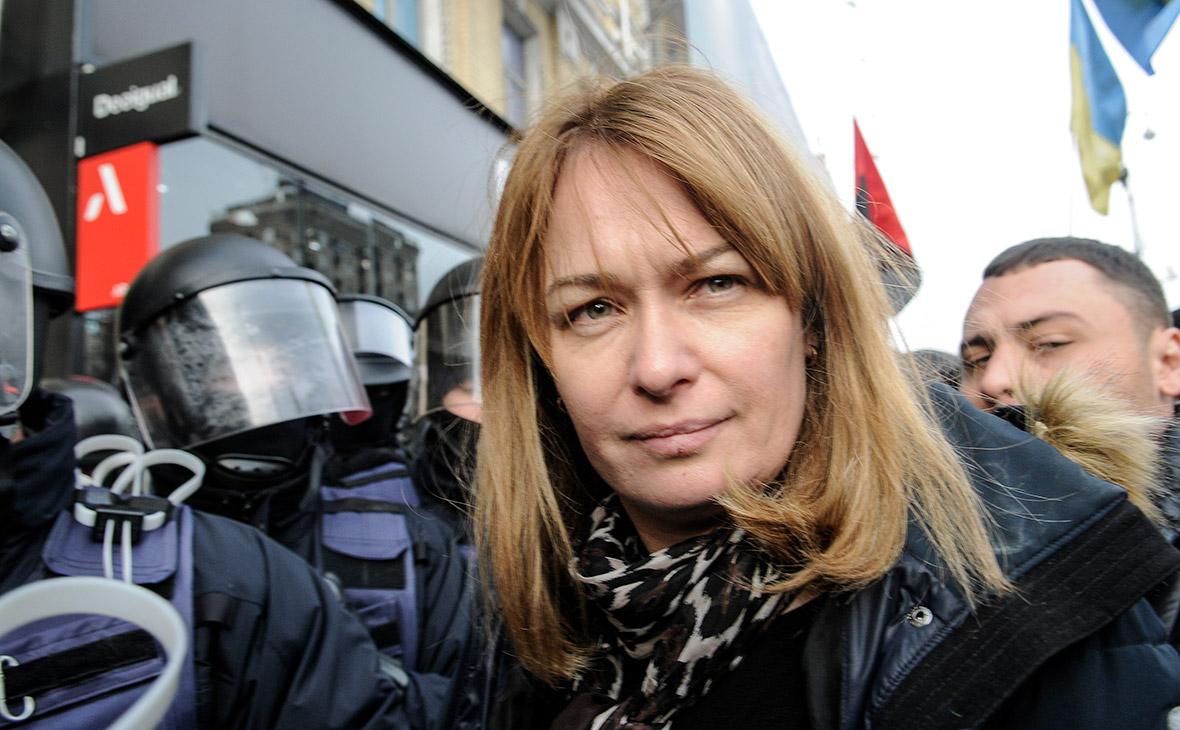 Жена Саакашвили назвала смехотворными слухи о работе ее мужа на Россию