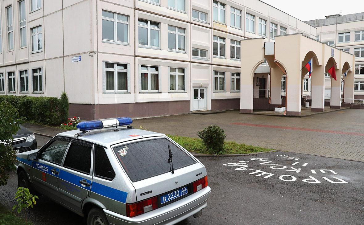 Школа №1 в Ивантеевке
