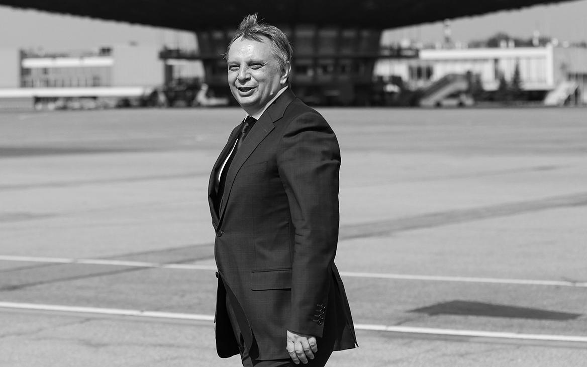 Михаил Василенко, генеральный директор АО «Международный аэропорт Шереметьево»