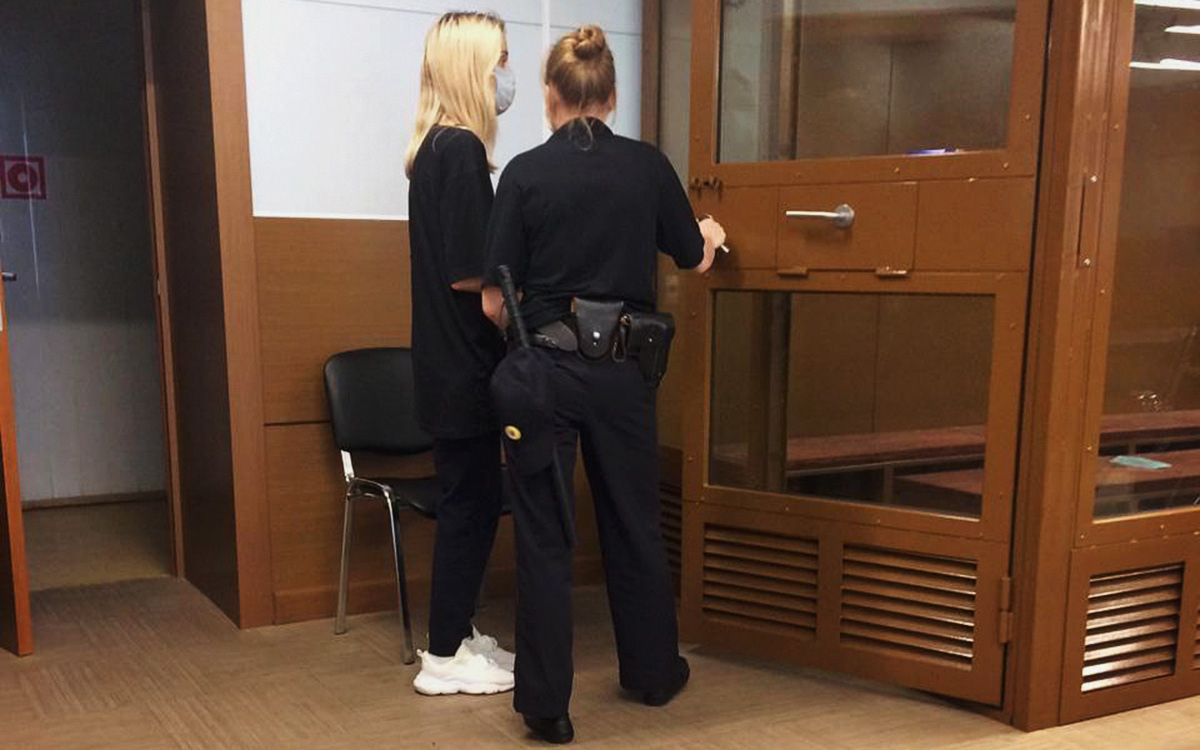 Фото:пресс-служба Никулинского районного суда города Москвы