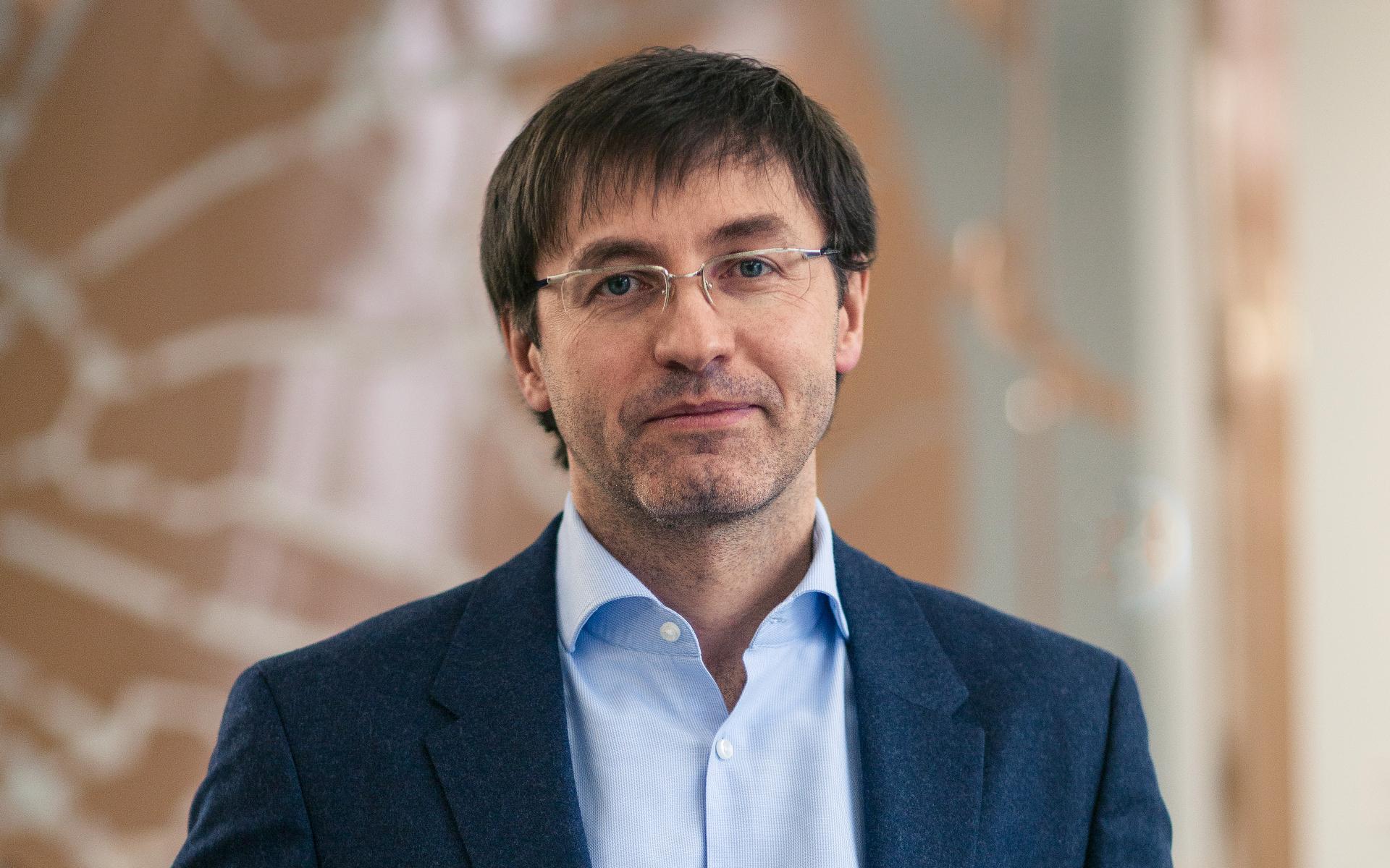 Сергей Шумей, владелец инвестиционно-девелоперской компании «РГ-Девелопмент»