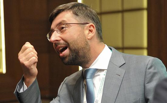 Глава АСВ Юрий Исаев