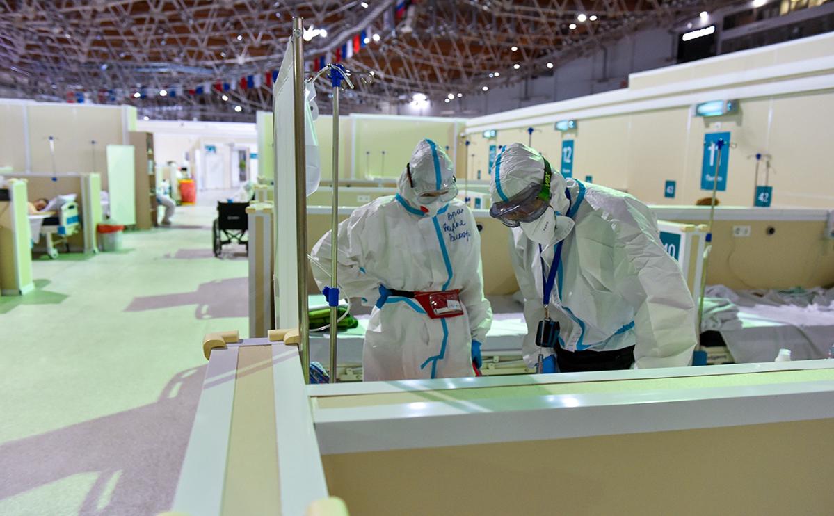 В Москве выявили минимум заражений коронавирусом за месяц