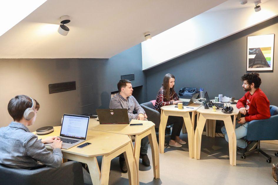 Коворкинг— пространство для аренды рабочих мест