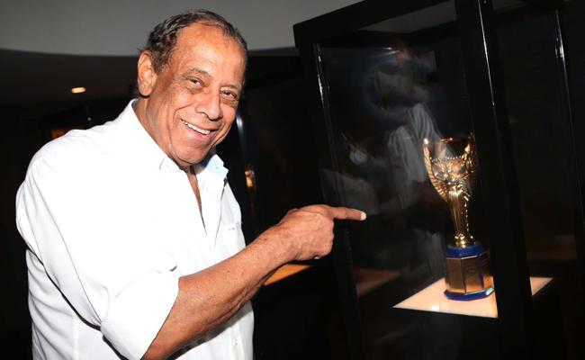 Скончался бывший капитан сборной Бразилии по футболу