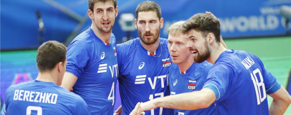 Фото: Пресс-служба чемпионата мира по волейболу