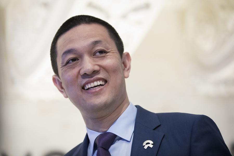 Генеральный директор и председатель совета директоров NIO Уильям Ли