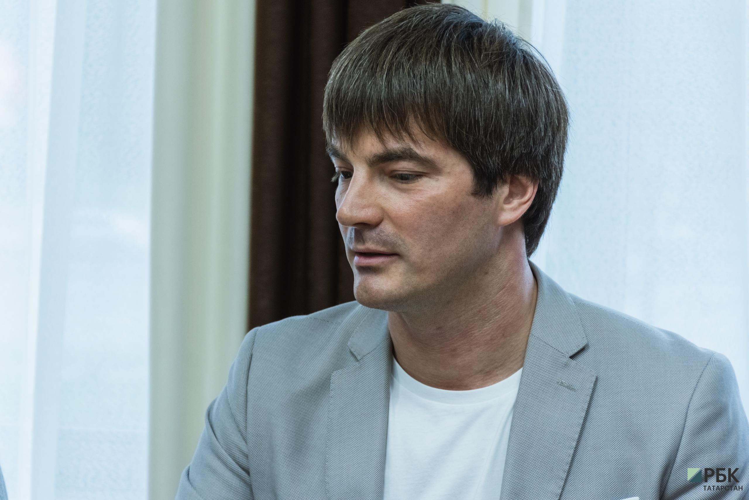 Тимур Гильмутдинов («Булочно-кондитерский комбинат»)