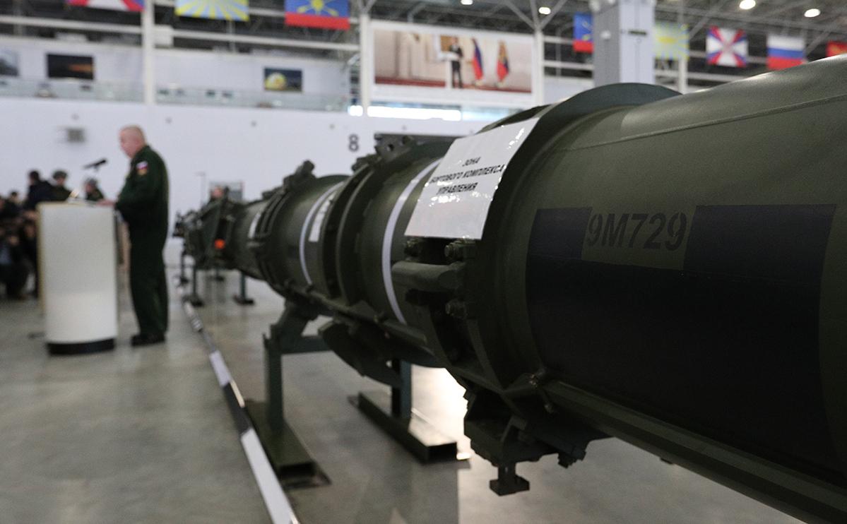 Крылатая ракета 9М729