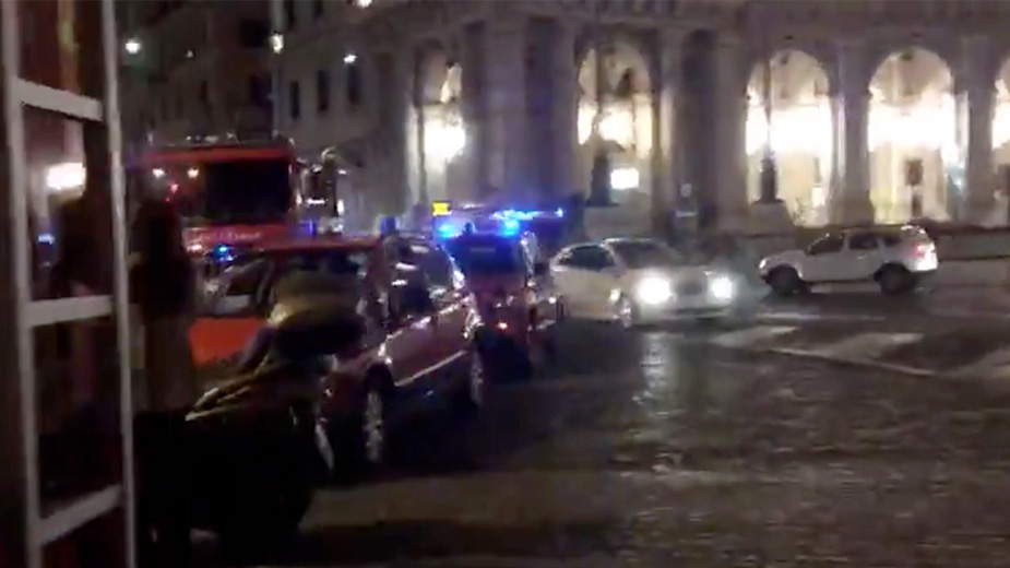 Видео:ilmessaggero.it
