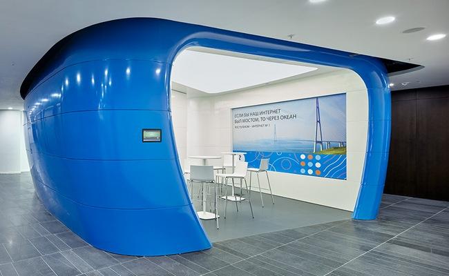 Новый офис «Ростелекома»