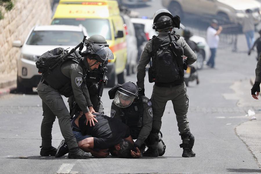 Фото:Abir Sultan / EPA / ТАСС