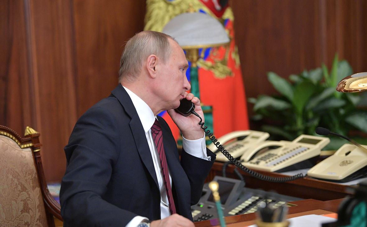 Путин обсудил с Алиевым безопасность в Карабахе