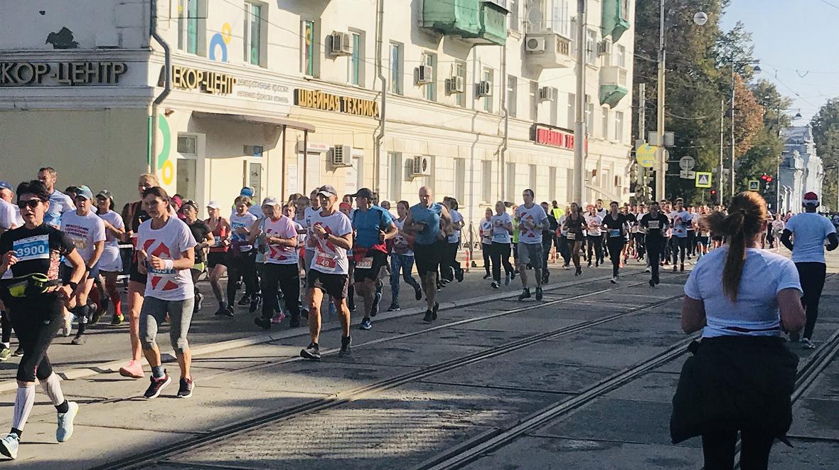 Власти назвали дату проведения Пермского марафона