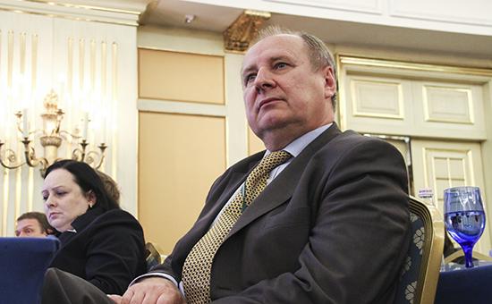 Директор Ассоциации международных фармацевтических производителей Владимир Шипков