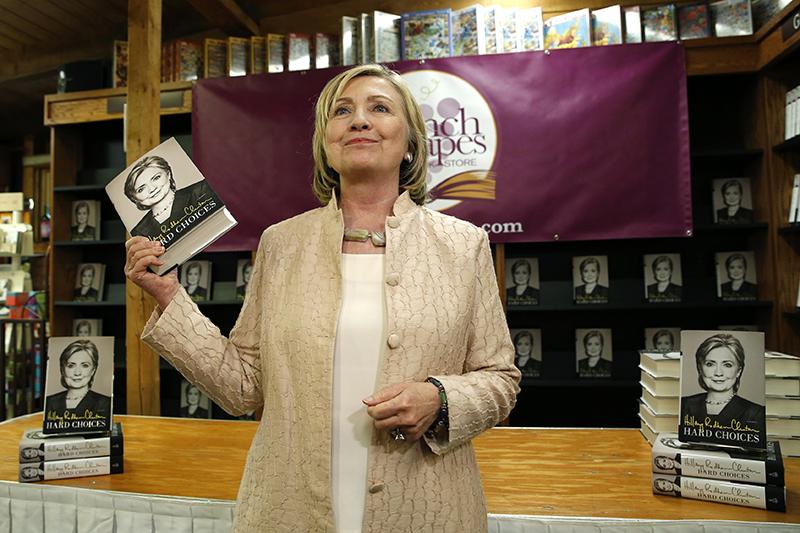 В 2016 году Хиллари Клинтон попытается стать президентом США.  С 1992 по 2000 годы этот пост занимал ее муж Билл
