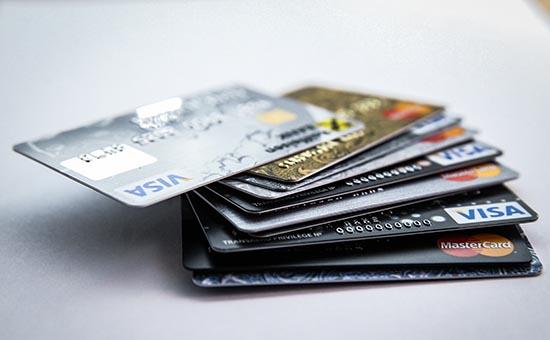 Информация о кредитах человека